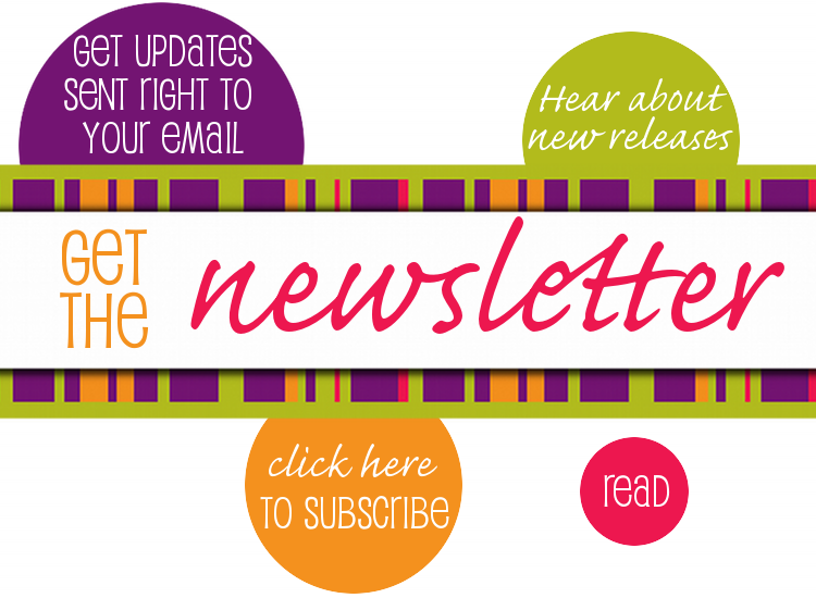 Newsletter – Books From Jamie